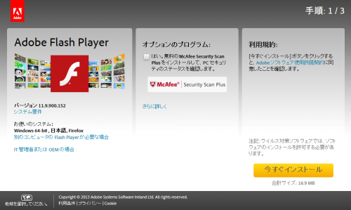 Adobe Flash Player Update (3)