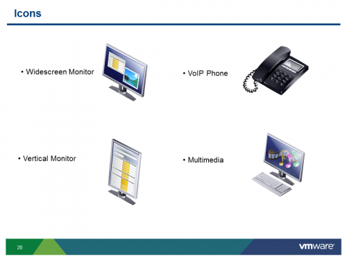 VMware PowerPoint Icons (18)