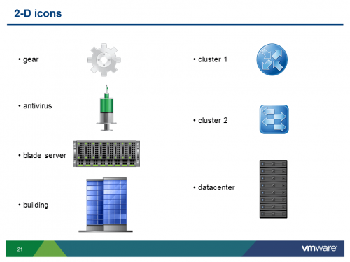VMware PowerPoint Icons (19)