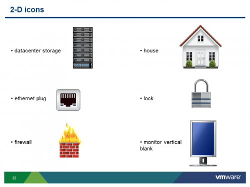 VMware PowerPoint Icons (20)