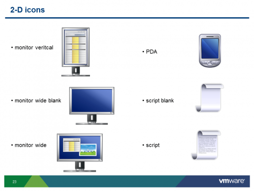 VMware PowerPoint Icons (21)