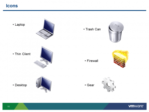 VMware PowerPoint Icons (9)