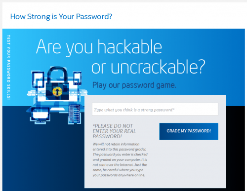 How Strong is Your Password (1)